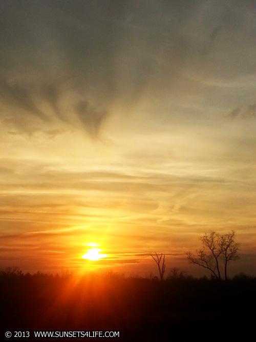 Sunset 01-28-13-SUN