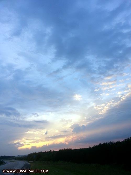 Sunset 05-22-13-WED